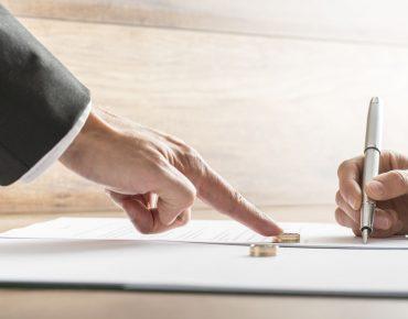 millitary pension divorce
